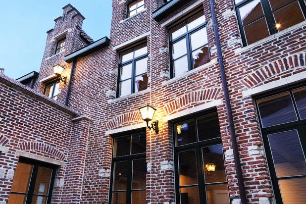 Exclusief wonen in het Sint-Elisabeth begijnhof te Gent