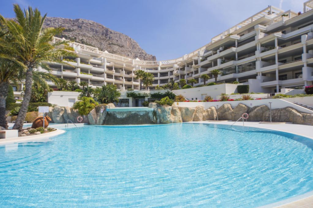 Mascarat Beach Apartement, Altea