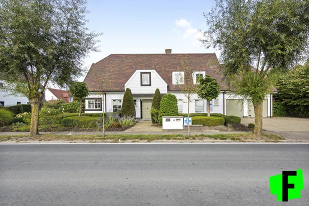 Uitzonderlijke villa met praktijkruimte in het hartje van Knokke