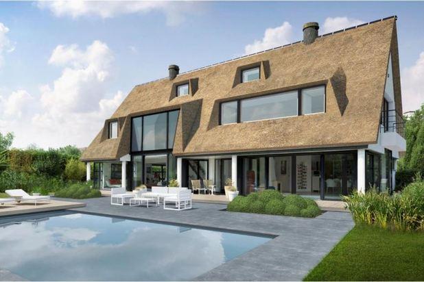 Luxueuze villa op ruim & zonnig perceel in het Zoute