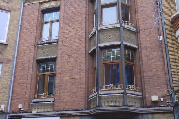Immeuble Art Deco dans le centre de Namur