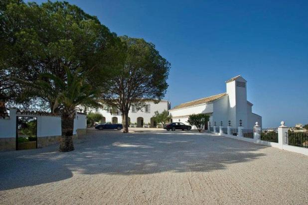 villa Omaira