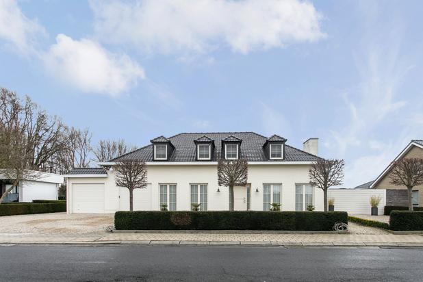 Moderne landelijke villa