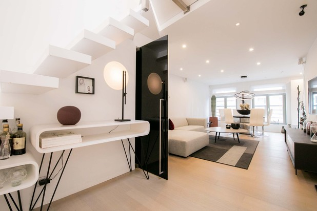 Luxe Duplex Penthouse Langemunt