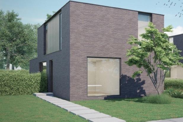 Moderne villa in het project 'Stien & Lies' te Laarne