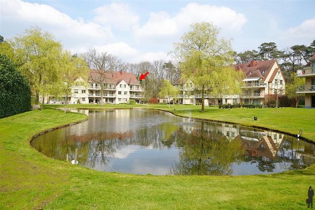 Uniek gelegen, luxueus duplex-appartement met terras en prachtig uitzicht te Keerbergen.