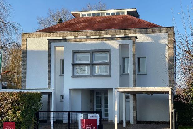 Zeer verzorgde, perfect georiënteerde villa te Kortrijk