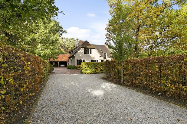 Gemeubelde high-end villa op 6.336 m te KEERBERGEN