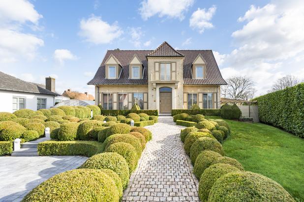 Tijdloze villa op toplocatie te Torhout