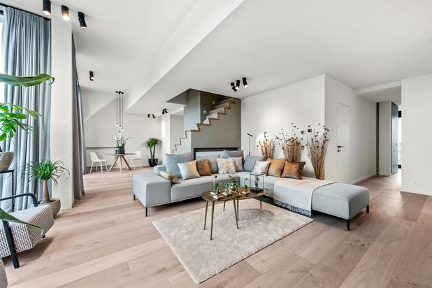 Prachtig mezzanine appartement met ruime terrassen - 4 slaapkamers