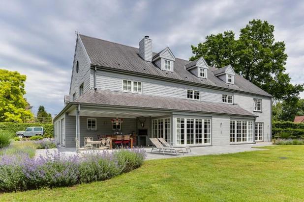 Le Style et le charme d'une villa