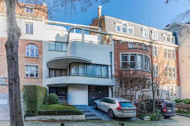 Maison des terrasses - Quartier Brugmann-Coghen