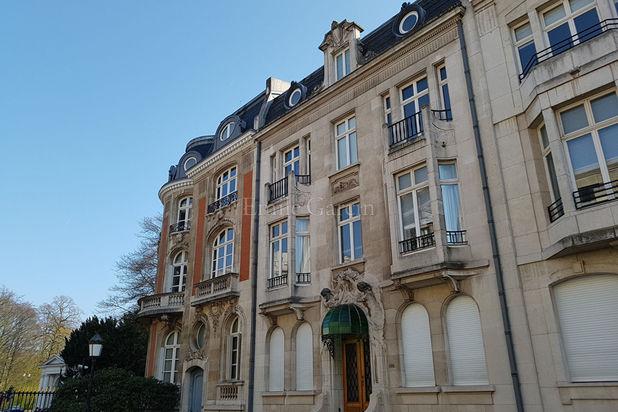 Square du bois - Bruxelles