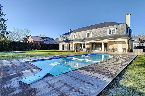 Villa 7 chambres avec piscine dans St-John's