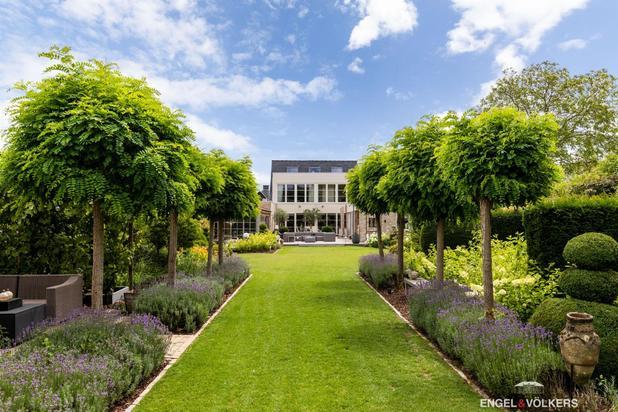 Massemen: Mooi afgewerkte villa