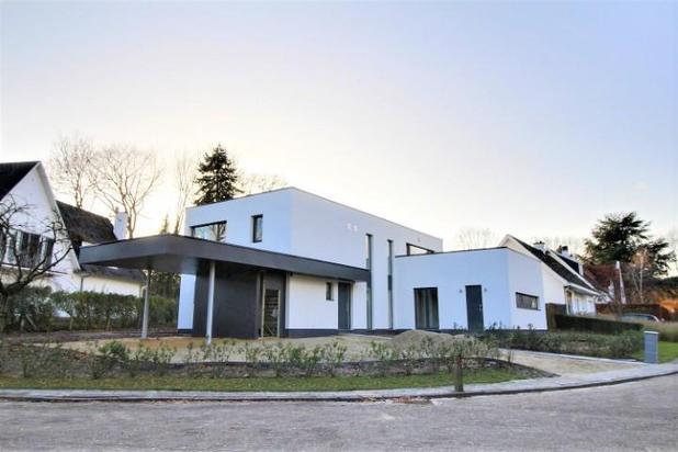 Magnifique villa moderne nouvelle construction