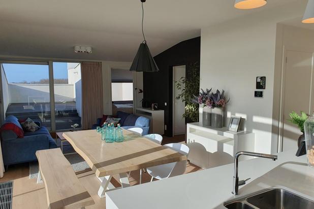 Penthouse de luxe dans les dunes d'Oostduinkerke