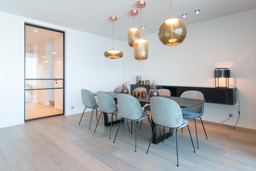 Luxueus nieuwbouwappartement duplex Sint-Idesbald