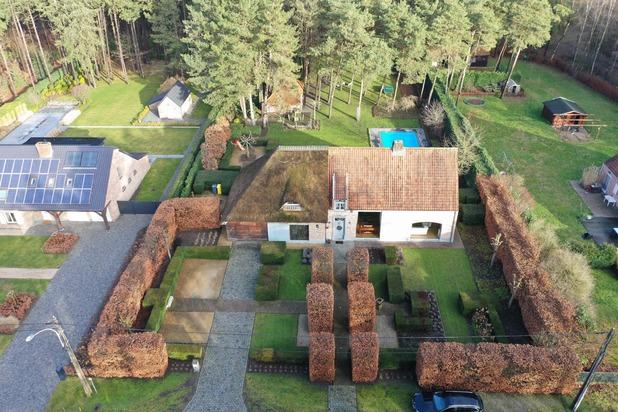 Prachtig gelegen villa in boerderijstijl op ca 3.000 m²