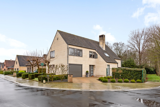 Kwalitatieve villa te Sint-Andries