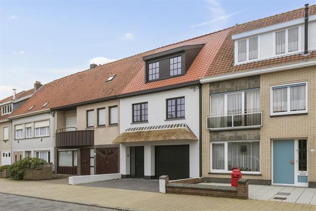 Karaktervolle woning in het oude Knokke aan de rand van het Zoute...