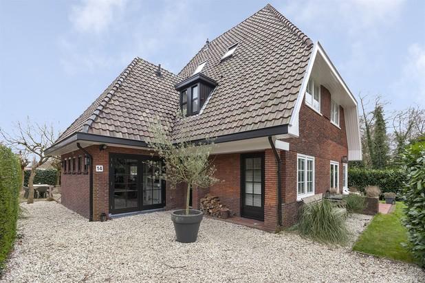 Luxe villa in Naarden