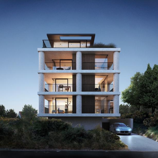 Residentie Theo van Doesburg