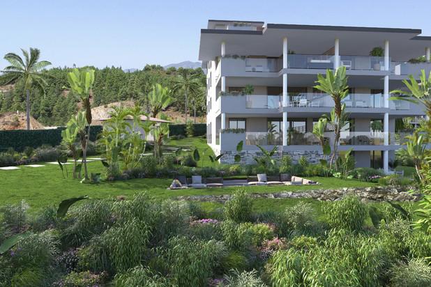 Penthouse te koop in Las Lagunas, Mijas Costa