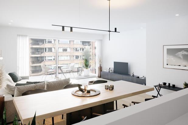 Nouvel appartement situé dans l' Ave. P. Parmentier à distance de marche de la Digue