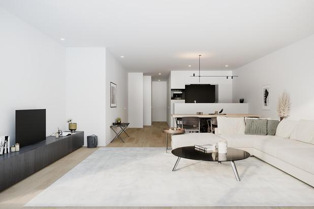Nieuw appartement gelegen op de P. Parmentierlaan  op wandelafstand van de Zeedijk