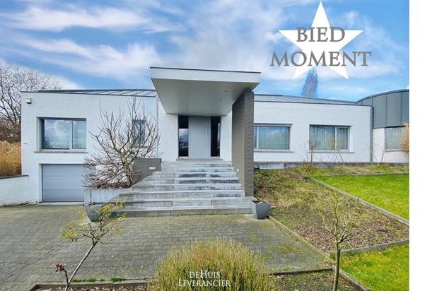 Goed gelegen moderne luxueuze villa