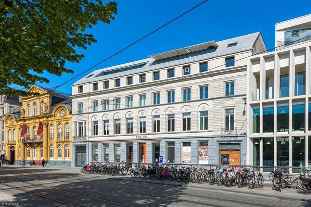 Te Koop in Gent : Luxueuze appartementen te koop in centrum Gent.
