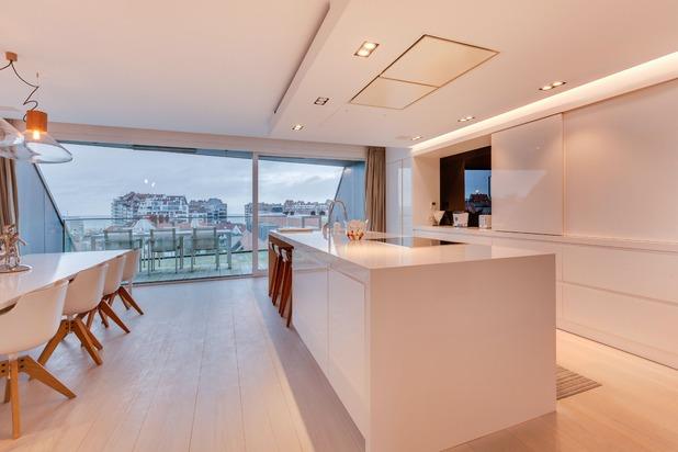 Exclusief appartement op topligging in Knokke-Heist