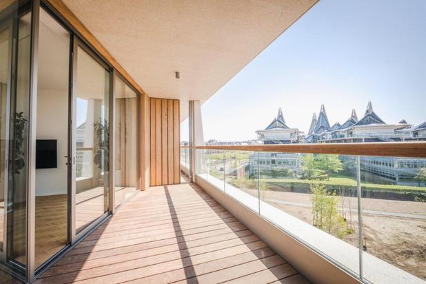 LUXE appartement op TOP locatie met subliem zicht en grote terrassen