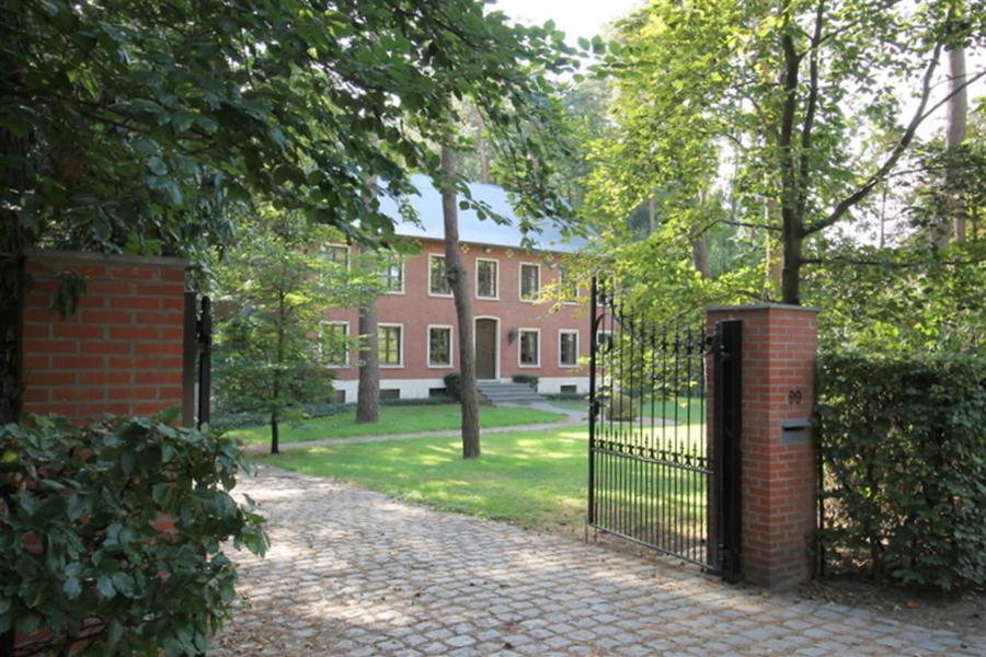 Royale villa in prachtige parktuin te KEERBERGEN
