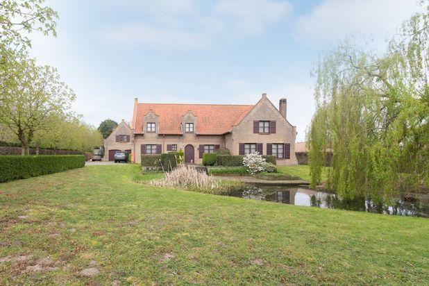 Villa te koop in Jabbeke met referentie 19700714567