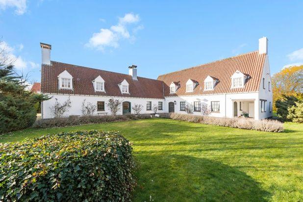 Villa te koop in De Haan met referentie 19100914045