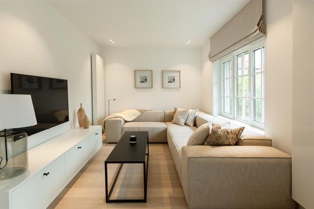 Prachtig 4-kamer appartement in het Zoute