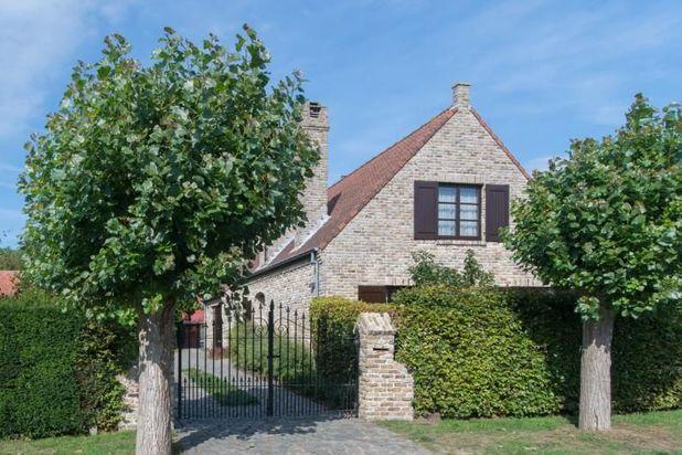 Villa te koop in Oostduinkerke met referentie 19300614768