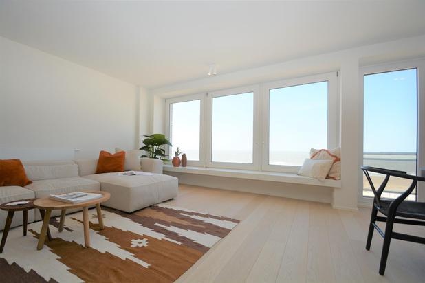 Fantastisch gerenoveerd appartement op de zeedijk …