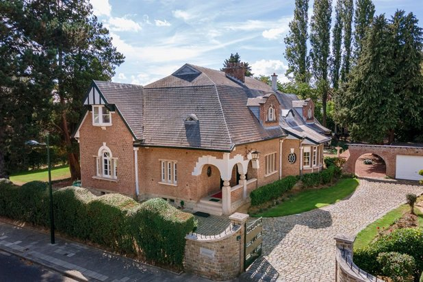 Villa for sale at WOLUWE-SAINT-PIERRE with reference 19301214507
