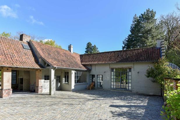 uniek gelegen landhuis met ongekende charme en authenticiteit.