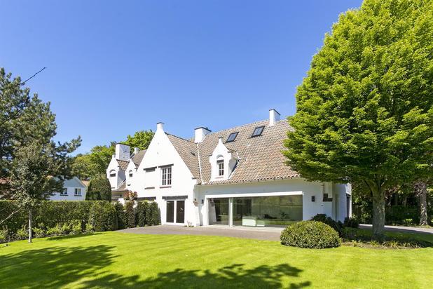 Karaktervolle villa, genesteld in het hartje van het Zoute, dichtbij de