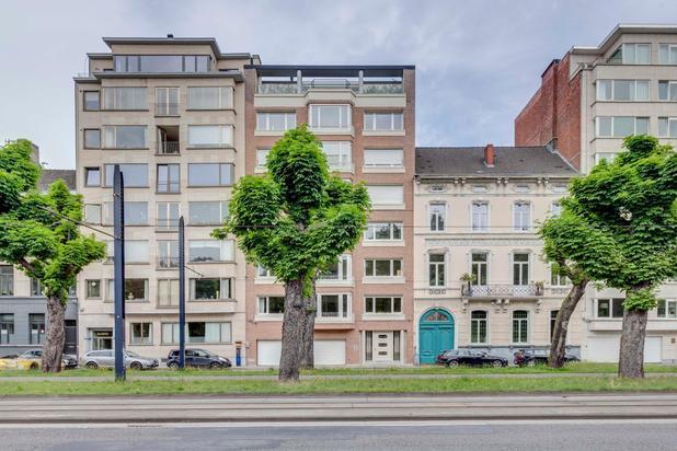 Unieke duplex aan het Zuidpark te Gent
