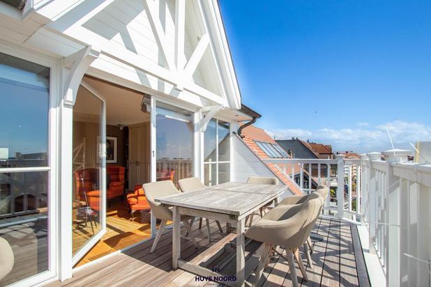 Apartement unique à Knokke!