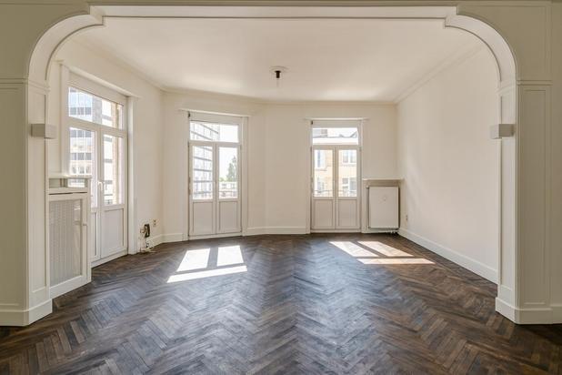 Riant 3 slk appartement in ware art-decostijl: Een stukje Parijs in Antwerpen!