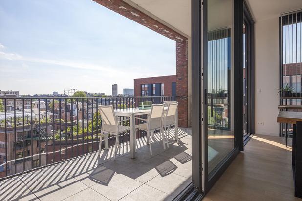 Luxueuze penthouse in het Groen Kwartier