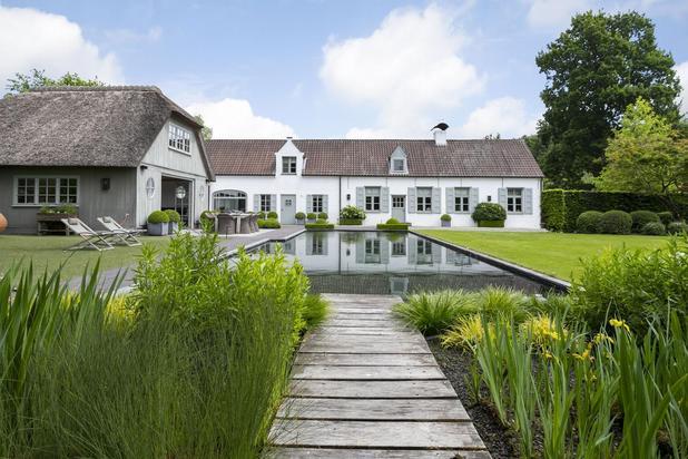 Sublieme villa met zwemvijver omringd door groen