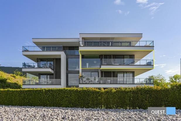 Riant appartement 200 m² met prachtig vergezicht op water