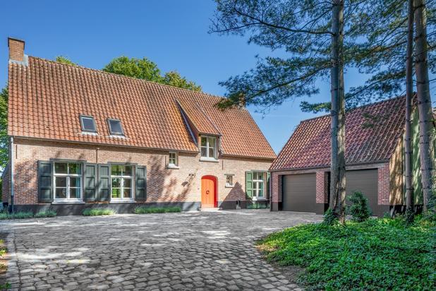 Uiterst gezellig landhuis op een toplocatie in Zoersel